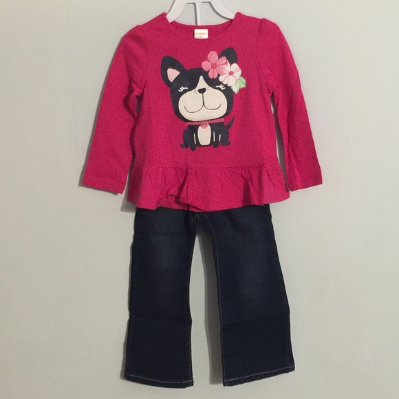 041d42ed38f Gymboree Girl Peplum Top